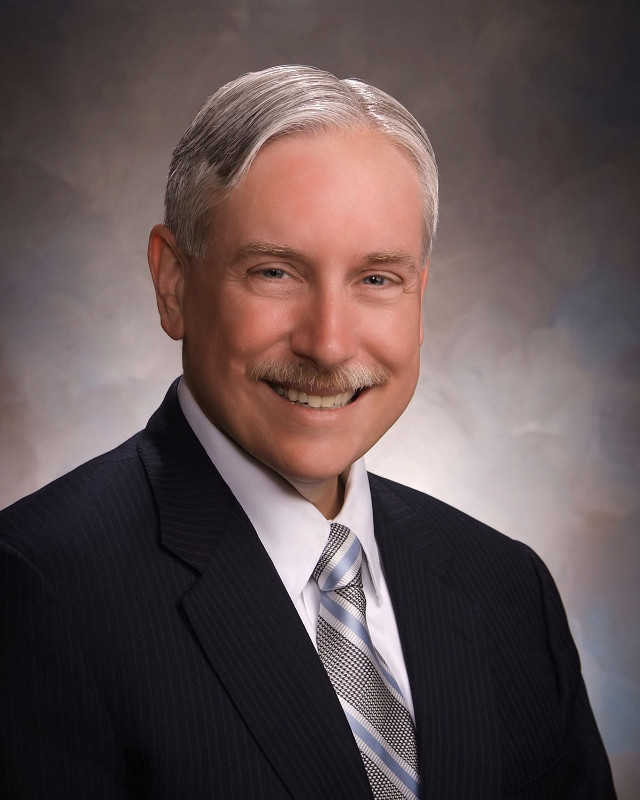 Dave Pate serves as CEO of St. Luke's Health System in Boise, Idaho