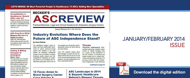 Jan-Feb ASC Current Issue