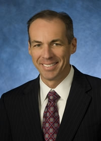 Jeff Sherman is CFO of LifePoint Hospitals.