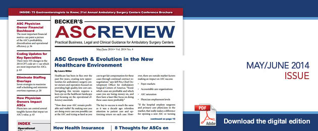 May-June  ASC Current Issue