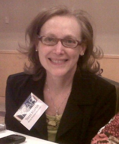 Terri Martin, RN, BSN, MBA, is clinical director of Anderson Hospital.