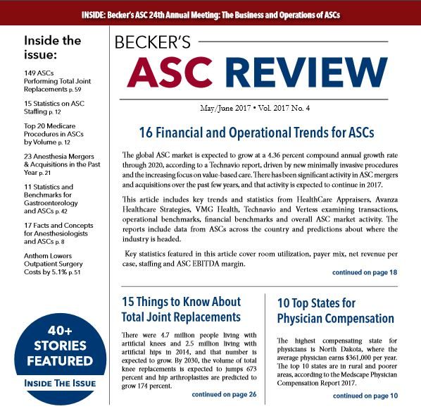 May, June ASC Cover