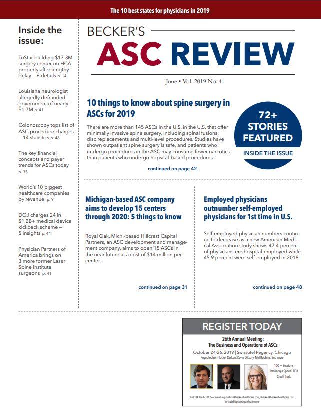 ASC June 2019 cover