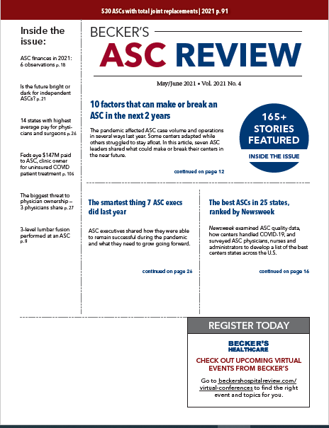 May June 2021 ASC cover