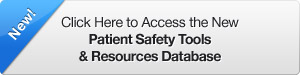 Patient Safety Tools & Resources Database